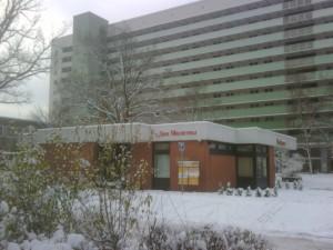 Unser Gemeindehaus am 30.11.2010